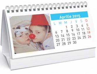 Calendar personalizat cu poza